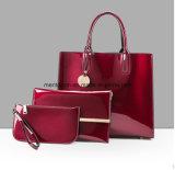 新しいデザイン女性のための熱い販売のさまざまなカラーPUのハンドバッグ