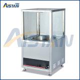 Mh480 Machine à frire au gaz et à la farine