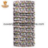 Sciarpa senza giunte dei Bandanas del tubo di marchio su ordinazione multi da vendere