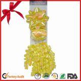 Decoratieve het Verpakken van de Boog van het Ei en van de Ster van het Lint Reeks voor Gift