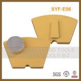 Redi 자물쇠 다이아몬드 금속 콘크리트 패드