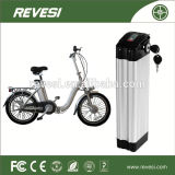 Los peces de plata de alta calidad Batería de litio de 36V 15Ah para E-Bike