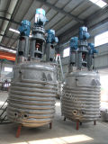 Ejes del triple de la maquinaria de Jinzong que dispersan la caldera de mezcla