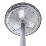 Straßenlaterne-Abbildung Bewegungs-Fühler-Sonnenenergie PV-LED