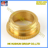 アルミニウム、銅、黄銅(HS-TP-014)のためのCNC Turning/CNCの機械化の部品