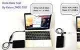 USB 3.0 een Contactdoos aan de Kabel van de Stop van het Type C