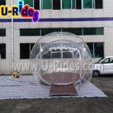 واضح قابل للنفخ حديقة خيمة للتخييم