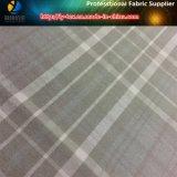 Fio de poliéster tingido de xadrez escuras da série para jaqueta masculina (YD1178)