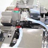 Fils automatiques à grande vitesse superbes de technologie neuve les cinq doublent la machine sertissante