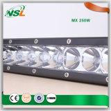 차 크리 사람 Vehicels 표시등 막대 LED를 위한 250W LED 호리호리한 모는 표시등 막대
