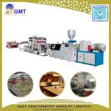 Dekoratives Kurbelgehäuse-Belüftungkünstliches Faux-Marmor-Blatt-Panel-Plastikverdrängung-Maschine