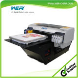 Prix ​​moins cher A2 Digital Direct to Garment Printer for Sale
