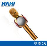 Altofalante estereofónico de Bluetooth do microfone sem fio novo do karaoke de Bluetooth Microphoone do projeto connosco capitão Protetor Esperto Microfone