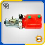 Doppelt-verantwortliches Hydraulikanlage-Gerät Gleichstrom-12V mit Handpumpe und Fernsteuerungs