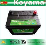 La manutenzione esterna accumulatore per di automobile della pila secondaria N50zmf-12V60ah libera