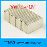 Strato del magnete del neodimio della galvanostegia di alta qualità da vendere