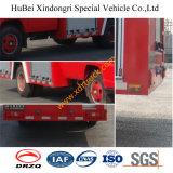 de Vrachtwagen Euro4 van de Brand van het Water van de Chassis Rhd van 2500L Isuzu 4*2 LHD