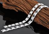 De Juwelen van de Manier van Hottime voor Trendy met de Parels van het Hematiet (10067)