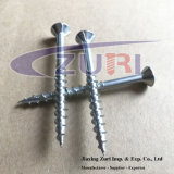 Window Screw # 9 * 2 Tornillos com zinco