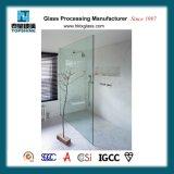 Partition en verre de douche de fournisseur de la Chine/pièce jointe douche de Frameless/écran de douche pour la salle de bains de maison et d'hôtel