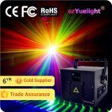 Animación de luz láser de alta calidad de 2000 MW a todo color para la etapa de DJ