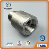 ASME B16.11 el acoplamiento macho hembra de montaje de acero inoxidable con Ce (KT0560)