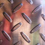 Плита 6061 проступи для плиты стыковки