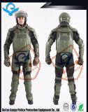 Traje de protección del Cuerpo de plástico duro/marcha militar/Anti uniforme antidisturbios