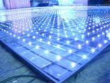 Portable LED Dancing Stage Dance Floor Display Festa de Casamento Programável Digital Portable LED Dance Floor