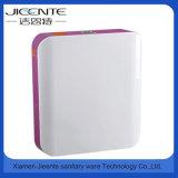 Cisterna plástica del color del cuarto de baño de las mercancías sanitarias de Jet-107