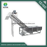 Lavadora industrial 2016 de la fruta de la exportación de China del acero inoxidable 304 de la burbuja caliente de la resaca