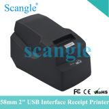 """"""" impressora 2 térmica impressora do recibo de 58 milímetros (SGT-T58)"""