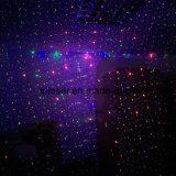 Свет ливня репроектора лазера рождества звезды RGB