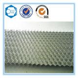 Âme en nid d'abeilles en aluminium de Beecore pour les auvents en aluminium