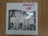 4PCS керамические (доломита) ванна с помощью подарочной упаковки в коробки.