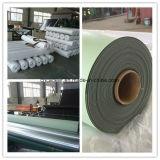 Membrana impermeabile del PVC con la fibra di poliestere di rinforzo