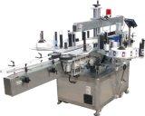 De volledige en Semi Automatische Machine van de Etikettering het Enige en Dubbele Etiket van Kanten