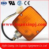高品質のTcmのフォークリフトの前部フォークリフト12Vのための小さいランプライト
