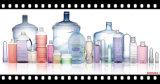 6 cavités bouteille Pet de servo automatique complet de la machine de moulage par soufflage