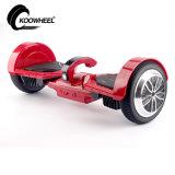 Scooter électrique coloré de brevet de Hoverboard avec du ce, certificat d'UL