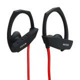 Mrice macio no fone de ouvido de Bluetooth do esporte da orelha com projeto S1 do gancho