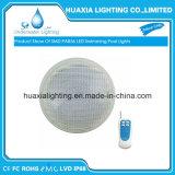 12V 35W中国IP68 PAR56 LEDのプールの水中軽い製造業者