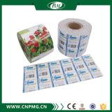Fait dans l'étiquette de rétrécissement de PVC de la Chine pour la bouteille d'eau potable