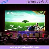 P6 의 P3 광고를 위한 실내 임대 풀 컬러 LED 벽 단말 표시 (세륨, RoHS, FCC, CCC)