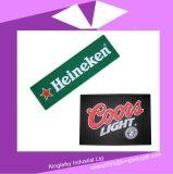 Tapis de bar en PVC personnalisé pour cadeau promotionnel