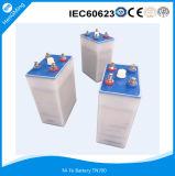 Bateria Tn700 Ferro-Niquelar da bateria do ferro niquelar de /Solar da bateria Ni-Fe com 1.2V 700ah para solar