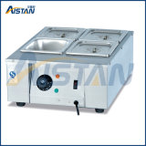 Friteuse électrique du beignet Eh15 (1 réservoir) de matériel de restauration
