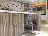 Kast van de Keuken van de Korrel van Foshan de Houten