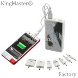 La Banca di potere di Alto-Velocità-Caricare-Tecnologia del caricatore del Portable del re Master 4400 (il nero)