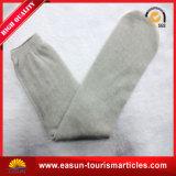 Chaussettes bon marché de course pour des chaussettes de ligne aérienne ou de ligne aérienne de mode d'hôpital